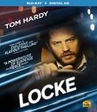 Locke - Blu-Ray movie cover (xs thumbnail)