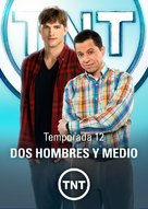 """Two and a Half Men"" - Spanish Movie Poster (xs thumbnail)"