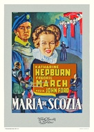 Mary of Scotland - Italian Movie Poster (xs thumbnail)