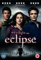 The Twilight Saga: Eclipse - British Movie Cover (xs thumbnail)