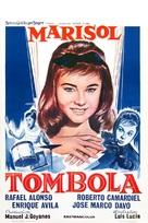 Tómbola - Belgian Movie Poster (xs thumbnail)