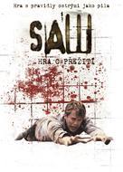 Saw - Czech DVD movie cover (xs thumbnail)