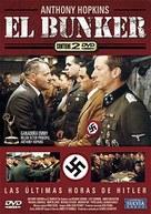 The Bunker - Spanish DVD cover (xs thumbnail)