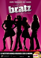 Bratz - Spanish poster (xs thumbnail)