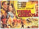 Canyon Passage - Spanish Movie Poster (xs thumbnail)