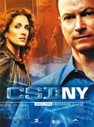 """CSI: NY"" - German DVD movie cover (xs thumbnail)"