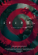 Spiral: From the Book of Saw - Portuguese Movie Poster (xs thumbnail)