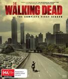 """The Walking Dead"" - Australian Blu-Ray movie cover (xs thumbnail)"