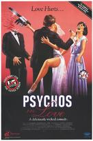 Psychos in Love - Movie Poster (xs thumbnail)