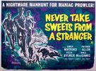Never Take Sweets from a Stranger - British Movie Poster (xs thumbnail)