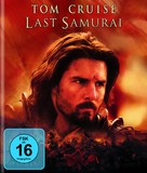 The Last Samurai - German Blu-Ray movie cover (xs thumbnail)