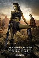 Warcraft - Vietnamese Movie Poster (xs thumbnail)