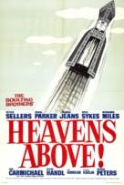 Heavens Above! - British Movie Poster (xs thumbnail)