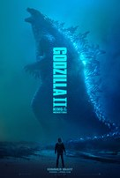 Godzilla: King of the Monsters - Danish Movie Poster (xs thumbnail)