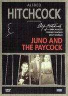Juno and the Paycock - Spanish DVD cover (xs thumbnail)