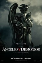 Angels & Demons - Mexican Movie Poster (xs thumbnail)
