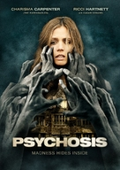 Psychosis - Swedish Movie Poster (xs thumbnail)
