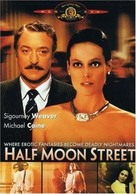 Half Moon Street - DVD movie cover (xs thumbnail)