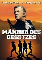 Posse - German DVD cover (xs thumbnail)