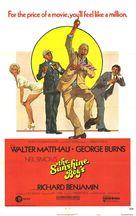 The Sunshine Boys - Movie Poster (xs thumbnail)