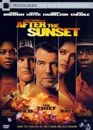 After the Sunset - DVD movie cover (xs thumbnail)