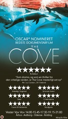 The Cove - Danish Movie Poster (xs thumbnail)