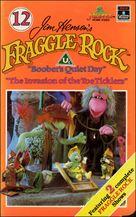 """Fraggle Rock"" - British VHS movie cover (xs thumbnail)"