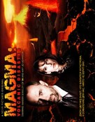 Magma: Volcanic Disaster - Russian Movie Poster (xs thumbnail)