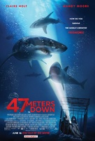47 Meters Down - Movie Poster (xs thumbnail)