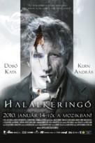 Halálkeringö - Hungarian Movie Poster (xs thumbnail)