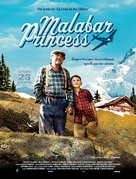 Malabar Princess - Spanish Movie Poster (xs thumbnail)