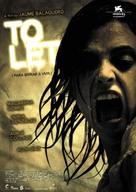 Películas para no dormir: Para entrar a vivir - Spanish Movie Poster (xs thumbnail)