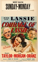 Courage of Lassie - Movie Poster (xs thumbnail)