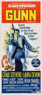 Gunn - Australian Movie Poster (xs thumbnail)