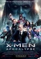 X-Men: Apocalypse - Turkish Movie Poster (xs thumbnail)