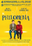 Philomena - Spanish Movie Poster (xs thumbnail)