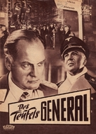 Teufels General, Des - German Movie Poster (xs thumbnail)