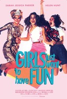 Girls Just Want to Have Fun - Movie Poster (xs thumbnail)