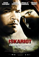 Iscariot - Norwegian Movie Poster (xs thumbnail)