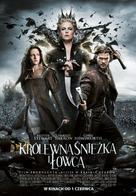 Snow White and the Huntsman - Polish Movie Poster (xs thumbnail)