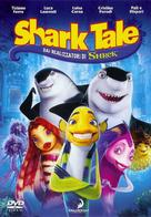 Shark Tale - Italian Movie Cover (xs thumbnail)