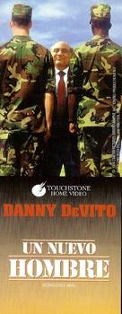 Renaissance Man - Argentinian Movie Poster (xs thumbnail)
