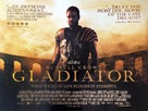 Gladiator - British Movie Poster (xs thumbnail)
