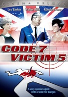 Victim Five - Movie Cover (xs thumbnail)