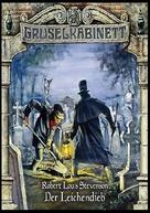 The Body Snatcher - German DVD cover (xs thumbnail)