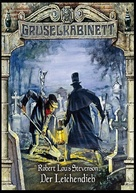 The Body Snatcher - German DVD movie cover (xs thumbnail)