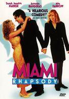 Miami Rhapsody - DVD movie cover (xs thumbnail)