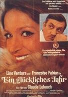 Bonne année, La - German Movie Poster (xs thumbnail)
