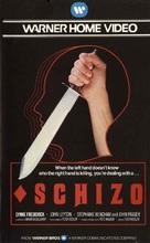 Schizo - VHS cover (xs thumbnail)