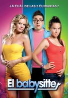 El Babysitter - Chilean Movie Poster (xs thumbnail)